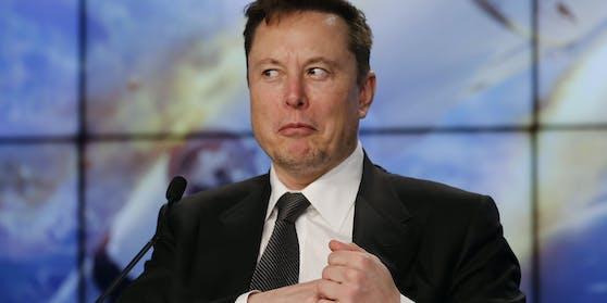 Tesla-Chef Elon Musk hat seinen Followern den Messengerdienst Signal empfohlen.