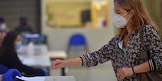 Darum muss Maske bei Wien-Wahl abgenommen werden