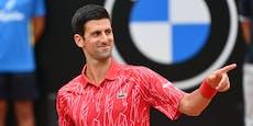 Djokovic triumphiert in Rom und stellt einen Rekord auf