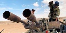 Sanktionen von EU wegen Verstößen gegen Libyen-Embargo