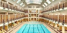 In Wiens Hallenbädern gilt nun Badelimit von 3 Stunden