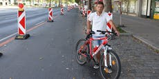 Strache-Sportsprecher fordert Radl-Kennzeichen
