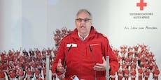 Noch mehr Lockdowns – Rot-Kreuz-Chef hat düstere Prognose