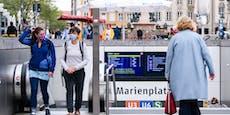 München verbietet Alkoholausschank und Freiluft-Trinken