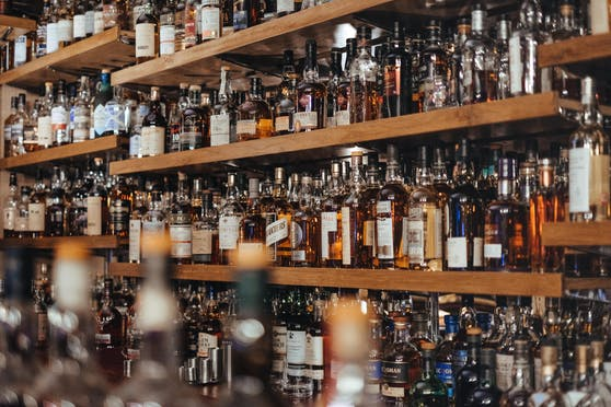 13 der 25 der am meisten verkauften Whiskys kommen aus Indien.