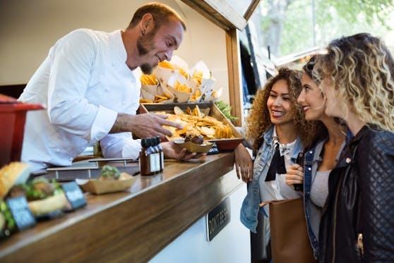 Beim European Street Food Festival warten Spezialitäten aus aller Welt.