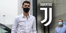Stürmer-Karussell dreht sich! Atletico-Star zu Juventus