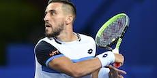 Corona-Positiv! Tennis-Ass droht French Open mit Klage