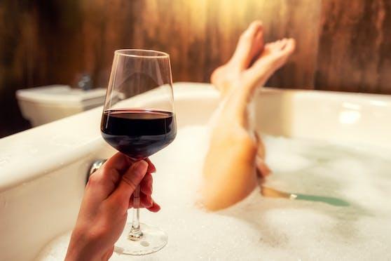 Ab wann ist der Konsum von Wein schädlich?