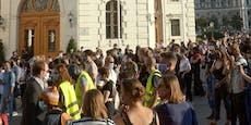 Mega-Staus wegen Demos in Wien erwartet