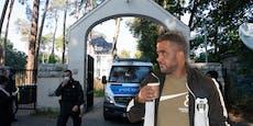 300 Polizisten wecken Abou-Chaker um 6 Uhr in der Früh