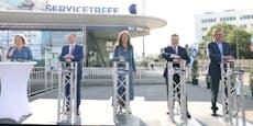 Neuer Service Treff mit 6 Unternehmen unter einem Dach