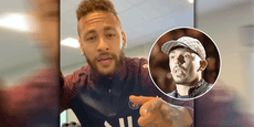 Neymar überrascht mit Videobotschaft an Capital Bra