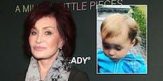 Sharon Osbourne sorgt sich um coronakranke Enkelin