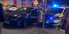 Uber-Fahrer schießt WEGA-Einheit bei Einsatz in Wien ab
