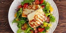 Halloumi: Deshalb quietscht der Käse beim Essen