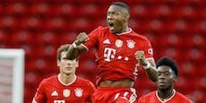 Bayern-Fans pfeifen auf Supercup-Finale in Budapest