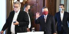 Wien wehrt sich gegen Maskenpflicht im Freien