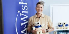 Virigina Ernst: Ein Make-A-Wish-Song fürkranke Kinder