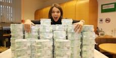Lotto-Millionärin in Kurzarbeit – sie dachte an Spam