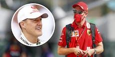 Vettel zeigt sich genervt von Schumacher-Vergleichen