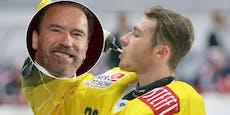 """Caps wienerisch wie nie - was hat """"Arnie"""" damit zu tun?"""