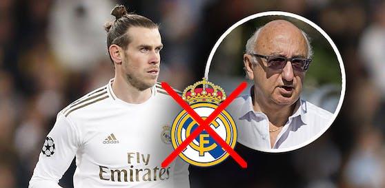 Bale-Berater Jonathan Barnett teilt gegen Real Madrid aus.