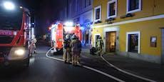 Brand in Linzer Hotel war eiskalter Mordversuch