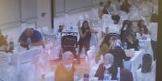 50 Gäste auch aus OÖ bei Türken-Hochzeit in Schrems