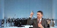 """Maskenstreit in Oper: Sänger will nicht """"ohne"""" singen"""