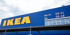 Auch mit Attest kein Eintritt bei Ikea ohne FFP2-Maske