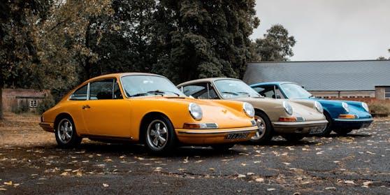 Warum die Tester keine alten Porsche 911 auf Tinder gestellt haben, ist absolut unverständlich. Vielleicht wollten sie sich auf neue Fahrzeuge konzentrieren?