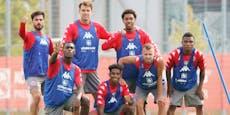 Profis von Bundesliga-Klub streiken nach Rauswurf