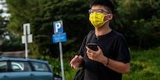 Hongkong-Aktivist Joshua Wong festgenommen