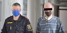 "Räuber fasst Haft aus, sagt nach dem Urteil ""Danke!"""