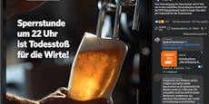 """FPÖ tappt mit Bier-Bild in die """"Fotofalle"""""""