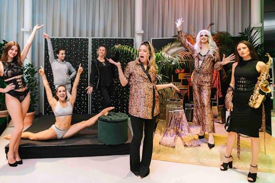 """""""Ich freue mich sehr, für die bekannteste Wäsche-Marke Österreichs zu designen. Die Kollektion trägt meine Handschrift und verkörpert gleichzeitig die Ideale von Palmers: Die Frau steht im Mittelpunkt mit all ihrer Vielfalt"""", so Marina Hoermanseder."""
