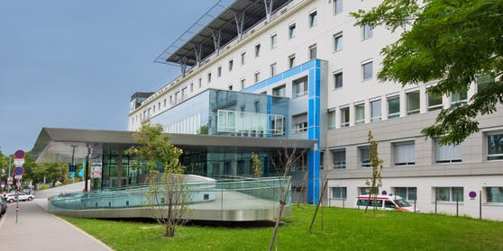 Unfall-Krankenhaus Meidling