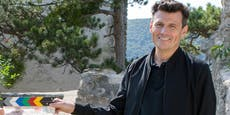 Manuel Rubey dreht noch einen Falco-Film