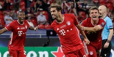 2:1-Krimi! Bayern gewinnen Supercup trotz Alaba-Elfer