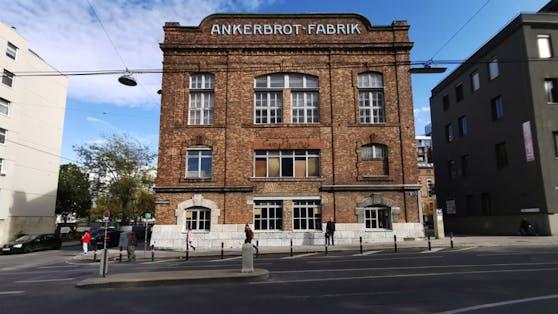 Die Brotfabrik in der Absberggasse 27 im 10. Bezirk