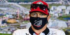 Räikkönen stellt am Sonntag Rekord auf– oder nicht?