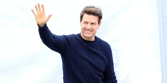 Tom Cruise wird Astronaut und fliegt zur ISS.