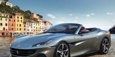Ferrari Portofino M kommt mit noch mehr Leistung