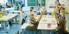 Schüler müssen in der Klasse keine Maske mehr tragen