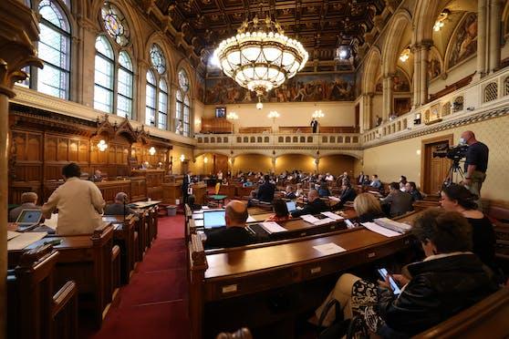 Der Wiener Gemeinderat