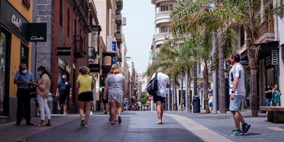 Die in Großbritannien entdeckte mutierte Variante des Coronavirus wurde nun auch in Spanien nachgewiesen.