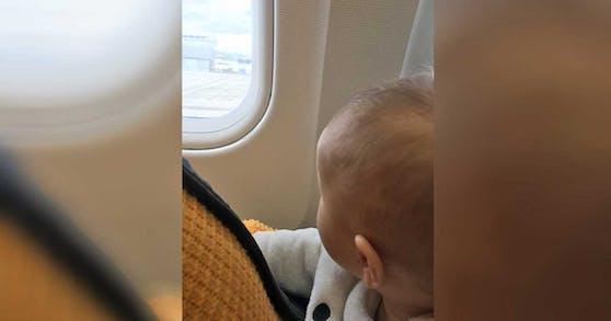 Unser erster Flug gestaltete sich erstaunlich einfach - dank guter Vorbereitung!
