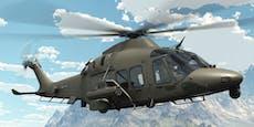 Neuer Heeres-Hubschrauber hat Startprobleme