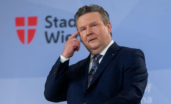 Michael Ludwig dürfte nicht erfreut über die Entscheidung von Amtskollegen und Parteifreund Hans Peter Doskozil sein.